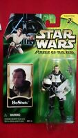 STAR WARS POWER OF THE JEDI BOSHEK ACTION FIGURE 2001 HASBRO