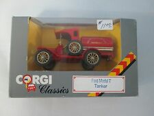 Corgi Classics Ford Model T Tanker San Francisco Fire Dept