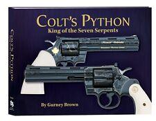 Colt Python King of of the Snake Guns New March 2108 Pistol Handgun Revolver @