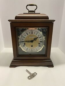 Howard Miller Barwick Tripple Chime Model 4992 Mantle Clock
