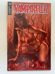 Vampirella #17 1:15 Parrillo Tint Variant Dynamite 2021