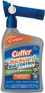 Ready-to-Spray Mosquito Repellent Concentrate Bug Control, 32oz 12w 5K Sq Ft