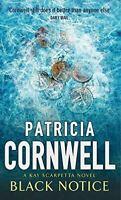 Cornwell, Patricia, Black Notice (Scarpetta), Like New, Paperback