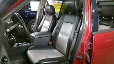 06-08 Ford Explorer Sport Trac Charcoal/Grey Leather Seat Set (Front/Rear)