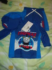 THOMAS TANK UV SUN SUIT 9/12  MONTHS.3 PIECE. MARKS & SPENCER. BNWT