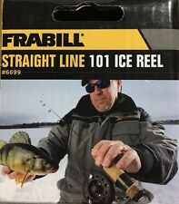 **NEW Frabill Straight Line 101 Reel Only 1:1 Reel Ratio 1+1 BB 6699