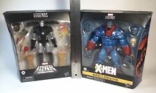 Marvel Legends Apocalypse Deluxe & War Machine Hasbro Factory Sealed  Figure Lot