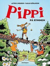 Buch Astrid Lindgren SCHWEDISCH Pippi Långstrump Langstrumpf På Pa Rymmen 2020
