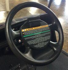 Thin E-Z-GO 1995 & up Steering Wheel for golf cart