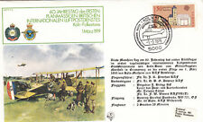 (20158) Germany RAF Cover FF1-B 60 years Airmail Cologne Koln 1 March 1979