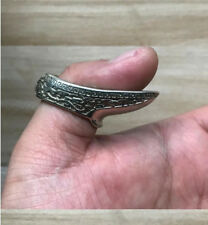 Archery Toxophily Cupronickel Protective Thumb Finger Ring Buckle