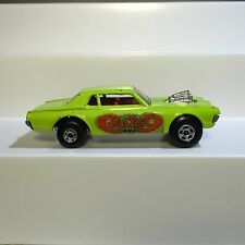 Matchbox Superfast #62-B  Rat Rod  [Cougar] - factory error - wheels reversed!