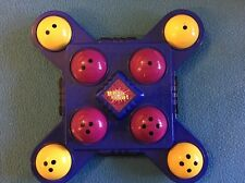 Large BRAIN BASH TIGER ELECTRONIC HANDHELD GAME VOICE SIMON SAYS COMMAND KIDS