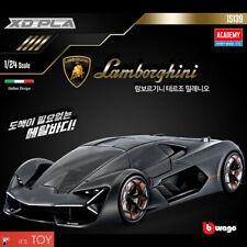 Academy XD PLA 1/24 Lamborghini Terzo Millennio Sports Car Plamodel Kit #15139