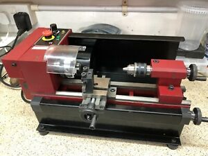SIEG C0 Metal Lathe In Very Good Condition With Accessories