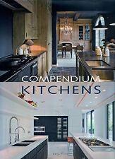 COMPENDIUM KITCHENS interior design contemporary architecture cookers appliances