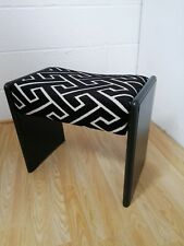 Vintage 1960s Stag Contata Dressing Table Stool Refurbished