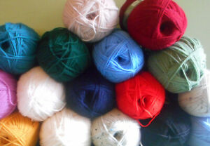 Woolcraft Aran with Wool 400g Ball 75% Acrylic 25% Wool Yarn Max Postage £2.80