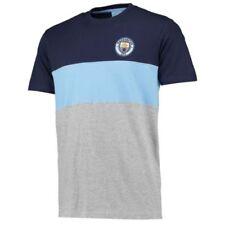 Maillots de football de clubs anglais bleus Manchester City