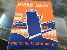 H.M.A.S Mk V1 publication by Royal Australian Navy 1945
