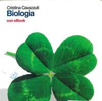 BIOLOGIA + CD , CON eBook , ZANICHELLI , CRISTINA CAVAZZUTI , 9788808124135