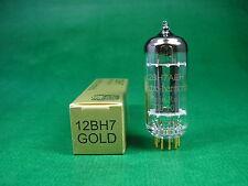 12BH7 / 12BH7A EH Gold Electro Harmonix neu Röhre Tube