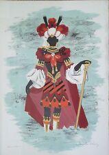 Roger Chapelain Midy  lithographie épreuve d'artiste Prix Carnegie p 633