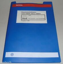 Manual de Instrucciones Golf IV, Bora 4LV Einspritz- y Sistema Encendido ( Atn )