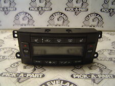 03-07 Cadillac CTS CTS-V OWM Heater AC Digital Control Assembly