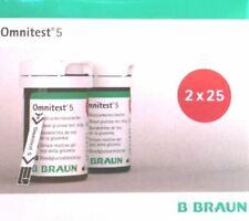 Omnitest 5 Test Strips