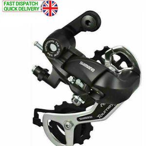 SHIMANO Tourney RD TX35 7/8 Speed Direct Mount MTB Bike Rear Mech Derailleur UK