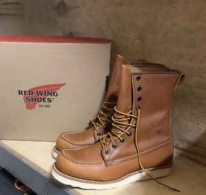 Red Wing Boots Classic Irish Setter 00877 12C USA Made