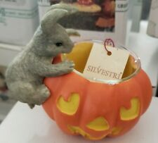 Lot of Charming Tails - Pumpkin Votive, Club Exclusives, 2007 tin, and more.
