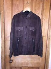 AllSaints Button Funnel Neck Coats & Jackets for Men