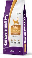 Croccantini Per Gatti GEMON Cat Adult Complete Mantenimento POLLO TACCHINO 10 Kg