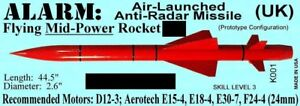 The Launch Pad Plan Pack Series ALARM (UK) FREE SHIPPING