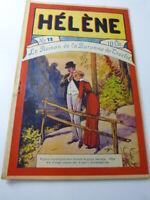 HELENE N°72 le roman de la baronne de Troclie , 12 décembre 1913 (cboi06)