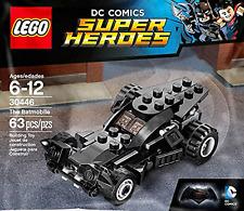 Lego 30446 The Batmobile Polybag DC Comics Super Heroes Batman