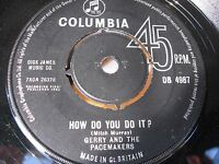 GERRY & THE PACEMAKERS : HOW DO YOU DO IT : See all 5 photo's...