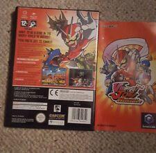 Viewtiful Joe RED HOT Rumble GAMECUBE/Wii RARA CAPCOM
