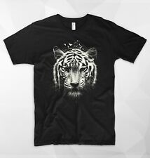Tiger T Shirt Interconnection Nature Wild Lion Mother Earth Animal Lover Jungle