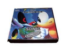 Sonic CD Sega Mega CD PAL *Complete* #1