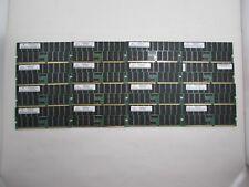Netlist NL9127RD64042 16GB 16 x 1GB PC2100R DDR1 266 ECC RDIMM Server Memory Kit