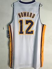 Adidas Swingman NBA Jersey Lakers Dwight Howard White sz M