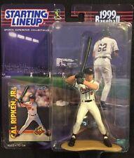 Cal Ripken, Jr. Baltimore Orioles Starting Lineup 4in. Figure New 1999