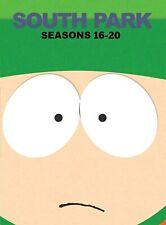 South Park Seasons 16-20 Boxset dvd