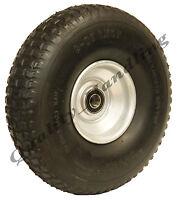"""10"""" 4.10x3.50-4 Pannenschutz - pannensicheres Rad, 16mm Kugellager 10 x3.50-4"""