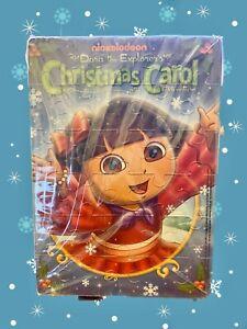 NICKELODEON DORA THE EXPLORER CHRISTMAS CAROL DVD JIGSAW PUZZLE DOLBY DIGITAL