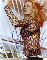 JERI RYAN PSA DNA Coa Autographed 8x10 Photo Hand Signed
