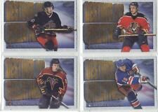 STEPHEN WEISS FLORIDA PANTHERS 2002-03 PACIFIC EXCLUSIVE DESTINED #8